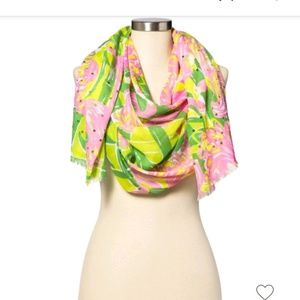 Lilly Pulitzer for Target Fan Dance Scarf